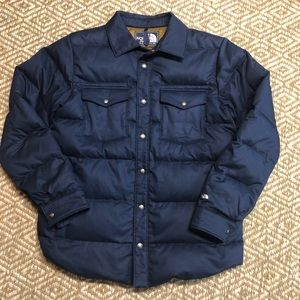The North Face Down Sierra Snap Jacket